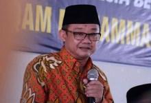 Sekum PP Muhammadiyah Prof. Dr. H Abdul Mu'ti.