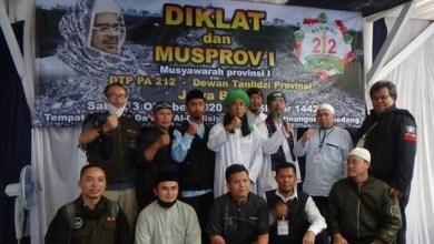 Photo of Persaudaraan Alumni 212 Jabar Gelar Musyawarah Provinsi I di Sumedang