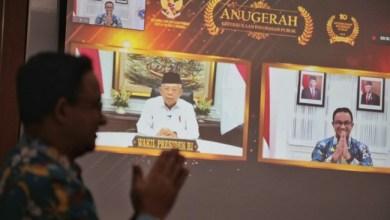 Photo of Tiga Tahun Berturut-turut, DKI Jakarta Dapat Anugerah Pemprov Informatif dari KIP