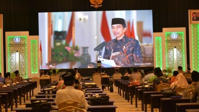 Photo of Buka Munas ke-10 MUI, Jokowi Apresiasi Peran MUI dalam Penanganan Wabah Corona