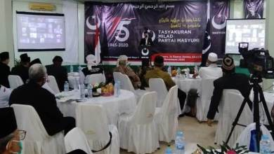 Photo of Sejumlah Tokoh Hadiri Tasyakuran Milad Partai Masyumi