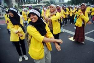 Aksi Flash Mob Mahasiswa UI - SuaraJakarta.com (1)