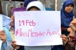 Mahasiswa Tangerang Selatan Tolak Valentine Day