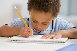 suara-jakarta-Belajar Menulis Sejak Dini