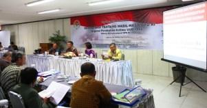 Narasumber dan Moderator Acara FGD Tentang Penguatan DPD RI, Sabtu (27/04/13) di Jakarta