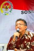 Senator DKI Jakarta, Dani Anwar di Acara FGD Tentang Penguatan DPD RI, Sabtu (27/04/13) di Jakarta