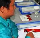 Peserta FGD DPD RI tampak serius mengikuti jalannya Acara FGD Tentang Penguatan DPD RI, Sabtu (27/04/13) di Jakarta