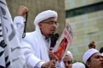 Habib Rizieq Nyatakan Sejalan Dengan Anies Anti Reklamasi