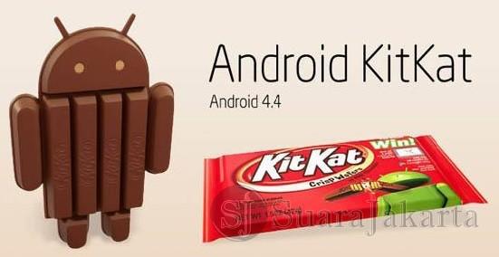 Androit KitKat
