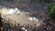 44 orang tewas dalam bentrokan dengan militer Mesir minggu kemarin