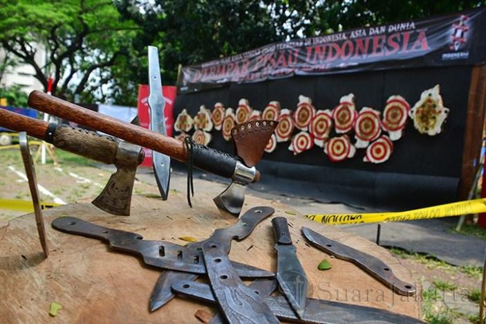 Pasar Seni Jakarta 2013. (Foto: Fajrul Islam)