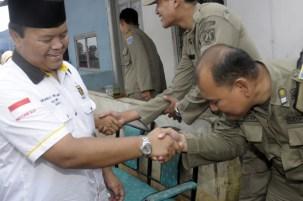 Kampanye PKS Tema Lingkungan Hidup. (Foto: Dudi Iskandar/SuaraJakarta)
