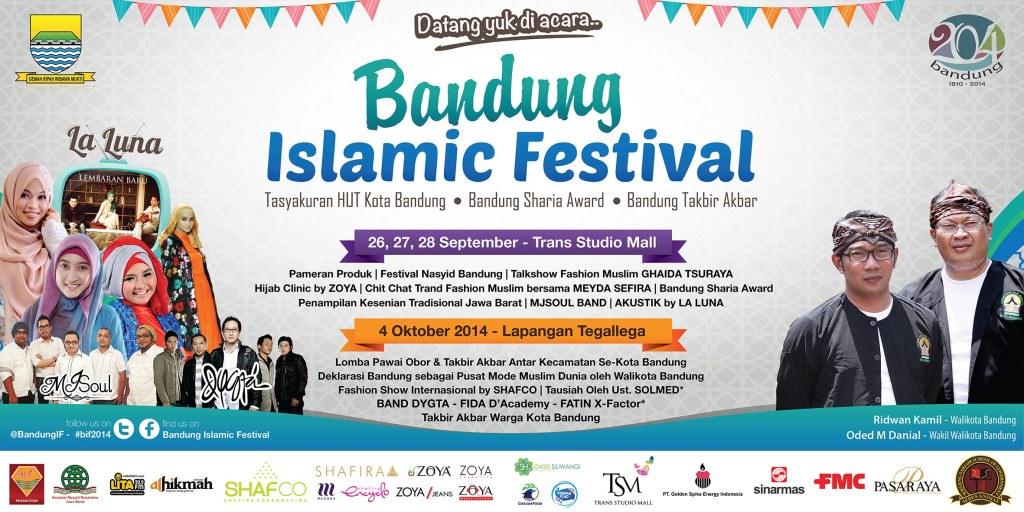 Bandung Islamic Festival 2014