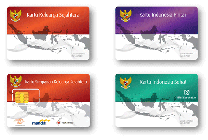 3 kartu jokowi Kartu Indonesia Sehat