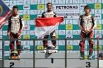 Pebalap Honda Indonesia Kuasai Podium Tertinggi di Asia Dream Cup