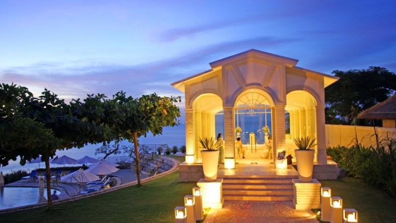 Wisata Romantis, Blue Point - Bali