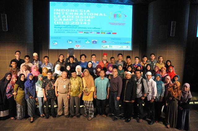 suara jakarta indonesia international leadership camp 2014