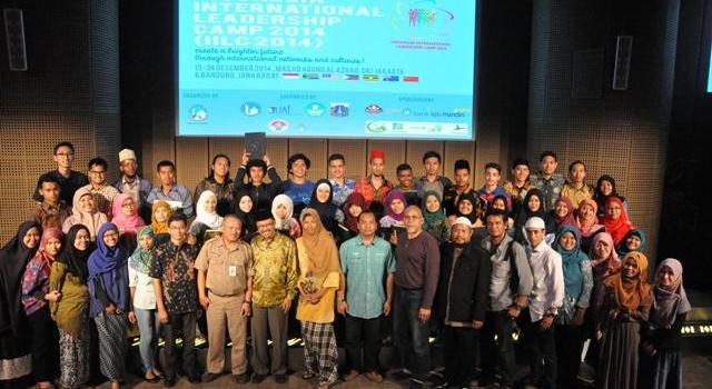 suara jakarta indonesia international leadership camp 2014