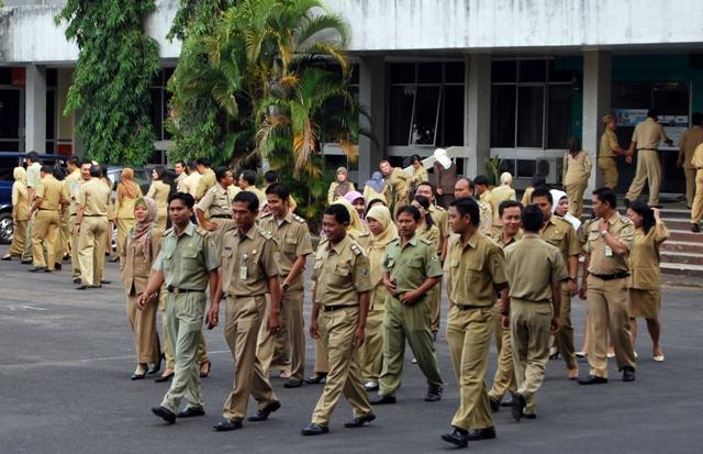 suara jakarta pegawai negeri sipil indonesia pns