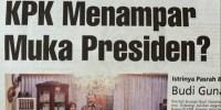 Headline Harian Nasional 14 Januari 2015, KPK Menampar Muka Presiden?