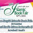 suara jakarta Islamic Book Fair 2015 Gandeng ARIN