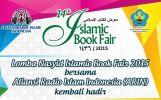 """Islamic Book Fair 2015 Gandeng ARIN Kembali Gelar """"Idola Nasyid Indonesia"""""""