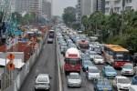 Dari 6 Kota di Asia Termacet di Dunia, Jakarta Menempati Peringkat Kedua