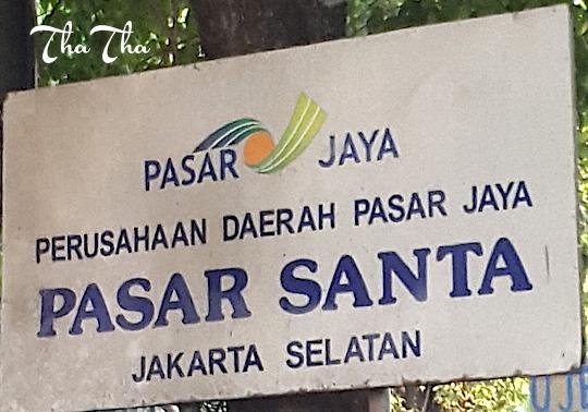Seribu lebih warga Jakarta, bela pedagang kecil Pasar Santa