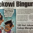Headline Harian Nasional 29 Januari 2015, Presiden Jokowi Bingung