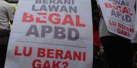 Dugaan Korupsi UPS, Karena APBD Disusun Berbasis Proyek