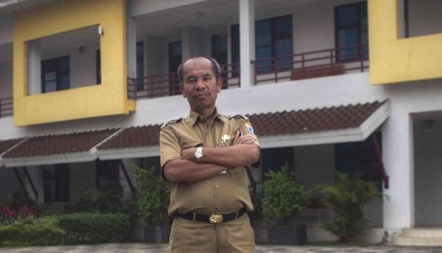 suara jakarta Kepala Dinas Pendidikan Pendidikan DKI Jakarta Lasro Marbun
