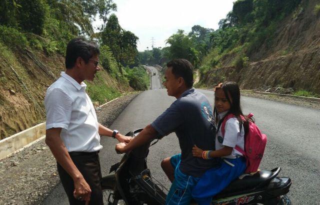 Gubernur Sumatera Barat, Irwan Prayitno. (Foto: Erwin FS)