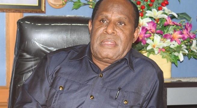 Ketua DPR Papua, Yunus Wonda. (Foto: IST)