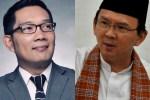 Survei Cyrus Network: Ahok Kian Tidak Disukai, Ridwan Kamil Bertabur Dukungan