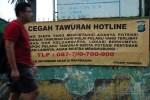 Hotline Anti Tawuran