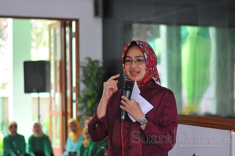 Walikota Tangerang Selatan, Airin Rachmi Diany. (Foto: Fajrul Islam/SuaraJakarta)