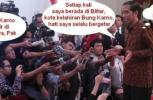 Gara-gara Salah Sebut Tempat Kelahiran Soekarno, Jokowi Dibully Aktivis