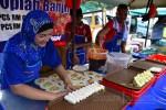 Jelang Ramadan, Istri-Istri Pejabat Kemendes Gelar Pasar Murah