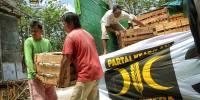 PKS Jakarta Lanjutkan Gerakan Save Petani Tomat