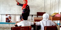 Guru Akan Selalu Ditiru