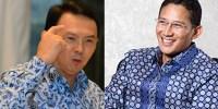 Pilgub DKI: Ahok Remehkan Sandiaga karena Belum Pernah Jadi Pejabat
