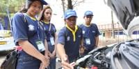 Kecelakaan Lalu Lintas Remaja Tinggi, Michelin Gelar Kampanye Road Safety untuk Pelajar