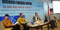 HIPMI Dorong Proyek 35 Ribu MW Pemerintah Gandeng Pengusaha Lokal
