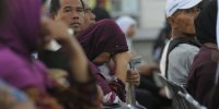 SKPD Adakan Penyuluhan, Warga Jakpus Mengeluh Tidak Dapat Uang Transportasi