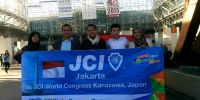 Junior Chamber International (JCI) Jakarta Perkenalkan Ibukota Indonesia di Jepang