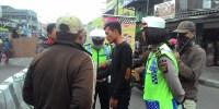 Polantas Polda Metro Jaya Temukan Banyak Pelanggaran Motor di Tanah Abang