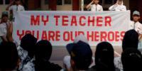 Perayaan Hari Guru, Formalitaskah?
