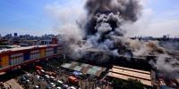 Ratusan Pedagang Tagih Janji Ahok Revitalisasi Pasar Senen Blok VI