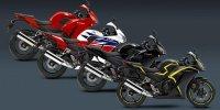 AHM Luncurkan Honda CBR500R dan Segarkan Line Up Big Bike Honda