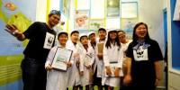 WWF dan HSBC Hadirkan Laboratorium Edukasi Air di Bandung